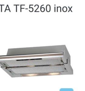 Новая Кухонная вытяжка cata tf 5260 c inox