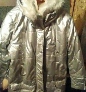 Зимняя куртка 52размер брала в фаберлике