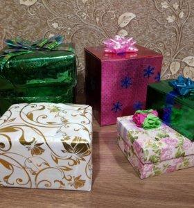 Упакую подарки