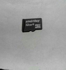 Флешка на 32 GB