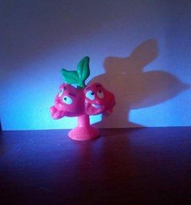 Прилипалы вишни Хих и Хах
