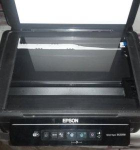 Продам МФУ Epson Stylus SX235W