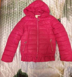 Куртка розовая 46-48