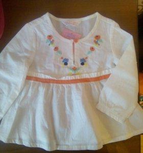 Платье-туника (новое)