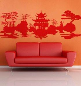 Стена дизайн