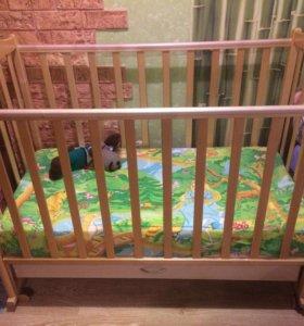 Кровать детская.