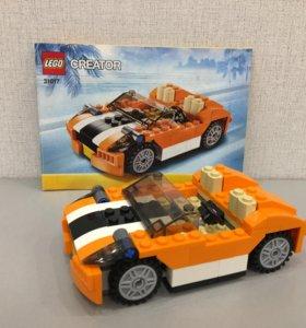 Lego Creator 31017 Развивающий автомобиль (3 в 1)