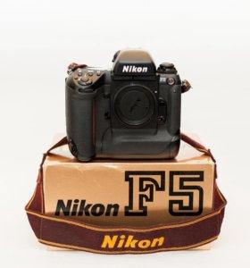 Продам Nikon F5
