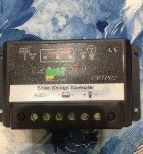 Регулятор контроллер заряда
