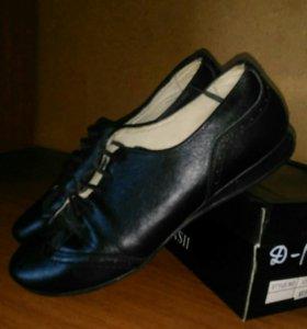Ботиночки(кожа)