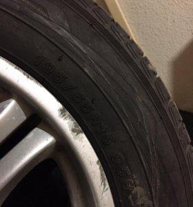 Комплект колес лето/зима