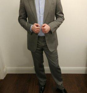 Мужской костюм Armani collezioni