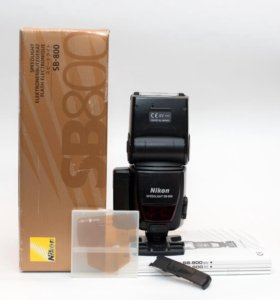 Продам вспышку Nikon SB-800.