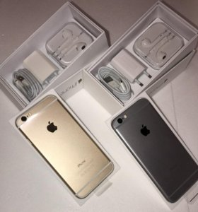Новые iPhone 6 оригинал магазин