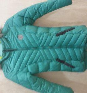 Куртка демисезонная для девочки.