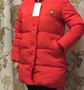 Куртка еврозима 50-52 новая