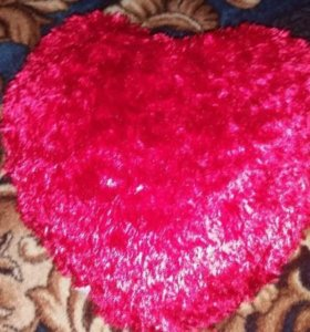 Подушка. Сердце