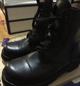 Ботинки зимние с мехом