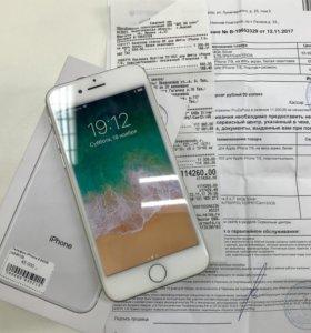 Новый iPhone 8 64gb ru/a