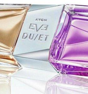 Парфюмированная вода Avon Eve Duet