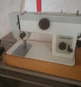 Чайка 134 швейная машинка