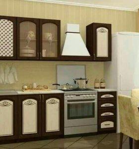 Кухня мдф краска