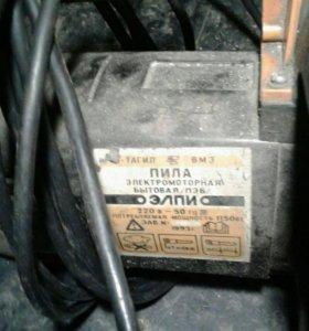 Пила электрическая