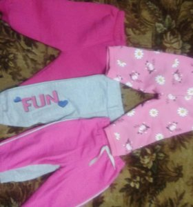 Штаны для малышки