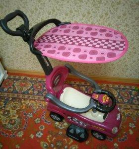 Машина детская музыкальная