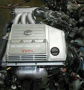 Двигатель 1MZ-FE (WINDOM 02г)