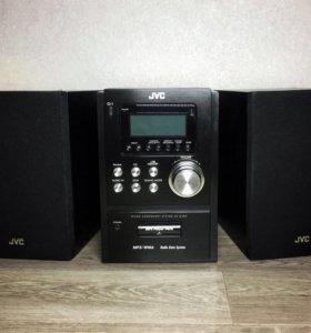 Музыкальный центр jvc ux-g200