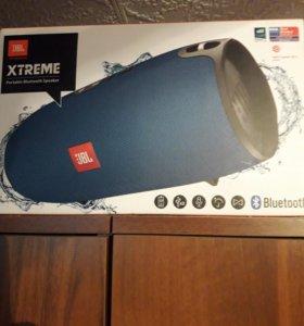 Беспроводная акустика JBL Xtreme Blue