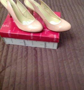 Новые туфли, 38 р-р