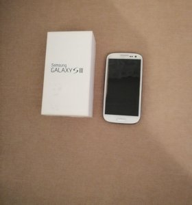 Телефон Samsung Galaxy S 3