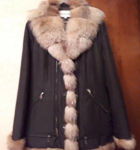 Куртка, на синтепоне