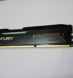 Kingston HyperX FURY Black Series 4 ГБ