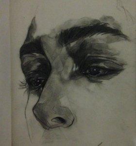 Рисую портреты на заказ