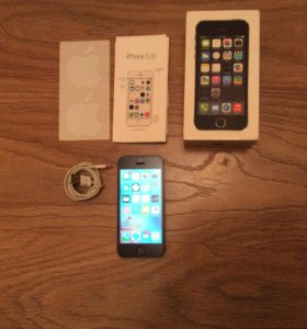iPhone 5S 32Gb Touch ID, LTE