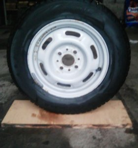 комплект колес R13 175/70 кама 505