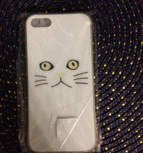 Новый чехол на iPhone 5, 5s, iPhone SE