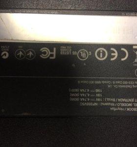 Samsung 355V на запчасти