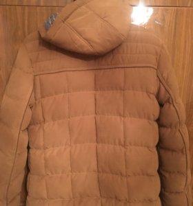 Куртка зимняя, модная, очень тёплая