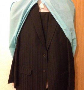 Костюм пиджак, брюки, рубашка
