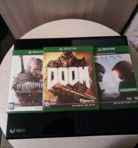 Приставка Xbox One 500 gb