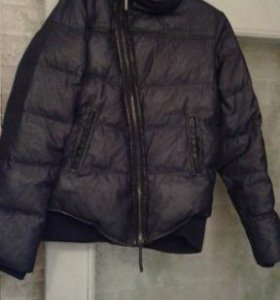 Пуховик куртка косуха