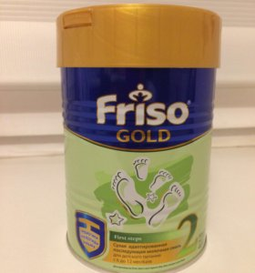 Молочная смесь Friso gold 2