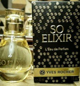 Новые духи So Elixir 30ml Yves Rocher (2200 руб)