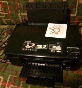 Принтер МФУ Epson SX 130