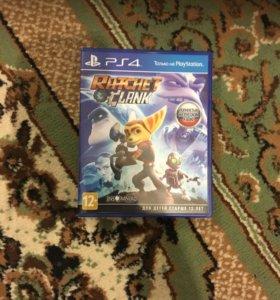 Игра на PS 4 Ratchet Clank