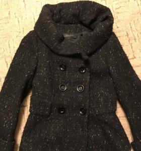 Пальто, полупальто, куртка, ветровка Zara